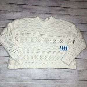 NWT Forever 21 Knit Sweater Size S